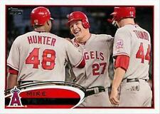 Topps Mike Trout Original Single Baseball Cards