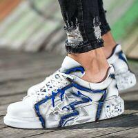 NEU Chekich CH254 Sneakers R3 | Herren Graffiti Schuhe | Turnschuhe | Mehrfarbig