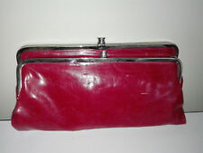 Donna Borsa Tracolla Spalla similpelle Borsetta rossa vintage