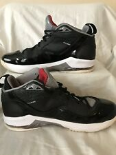 best service 981ca bc1ad Nike Air Jordan Melo M8 Advance Blk Red sz  13 Basketball Shoes