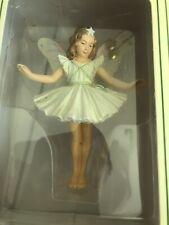Nib The Christmas Tree Flower Fairy #86922 Series Iv Cicely Mary Barker New