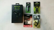 Tactacam 5.0 Hunter 4K Shooting Camera Gun Crossbow Kit X Battery 64GB SD Card