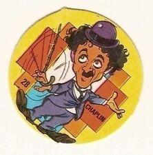 Charlie Chaplin .   Vintage Disc Card  Have a Look!
