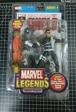 Marvel Legends Series 5 Nick Fury Agent Shield Toy Biz 2003 NEW Sealed