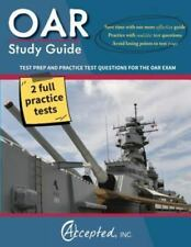 OAR Study Guide : OAR Test Prep and Practice Test Questions for the Officer...