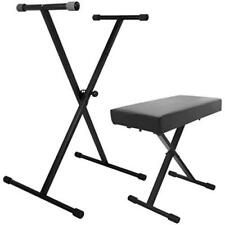 MUSP-KPK6500-Keyboard Stand and Bench Pak