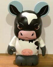 "Disney Vinylmation - Park Series 8 Minnie Moo 3"" Figurine"