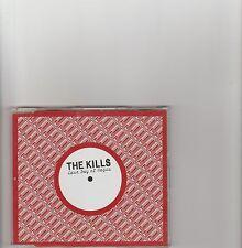 Kills-Last day of Magic UK promo cd single