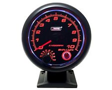 "Tachometer 3 3/4"" with Shift Light -Prosport- New* Sale 0-10,000 rpm"