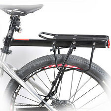 Bicycle Rear Rack Carrier Pannier Quick Release Aluminum Alloy Carry 50KG
