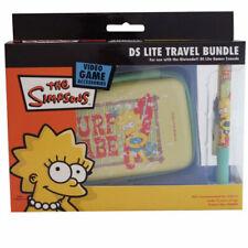 Official SURF BABE Lisa Simpsons Travel Pack - Hard EVA Case Stylus DS Lite