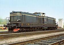 AK, Viechtach, Die Regentalbahn AG, Lok KHD 1959 im Bahnhof Viechtach, 22.4.1977