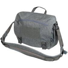 Helikon-Tex Urban Courier Bag Medium Messenger Briefcase Casual Melange Grey
