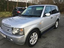 2002 RANGE ROVER VOGUE HSE 4.4 V8 PETROL LPG STARTS & DRIVES SPARES OR REPAIR
