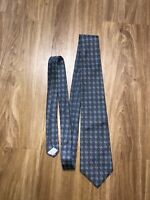 Vintage Christian Dior Tie Made In USA Silk
