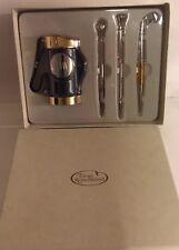 Things Remembered Golf Bag Pen Pencil Holder Gift Set
