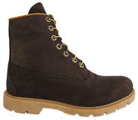 Timberland 15.2cm Básico Botas hombre piel marrones con cordones invierno 6400r
