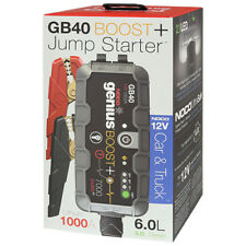NOCO Genius GB40 Boost Plus 1000A UltraSafe Lithium Jump Starter