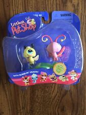 Littlest Pet Shop Pet Pairs - Bumblebee and Butterfly