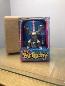 Bad Taste Bear - Wicksy (Birthday Candle)