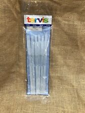 Tervis Tumbler Straight 9 Clear Straws Set of 6