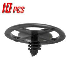 10 Hood Insulator Clip Nylon Retainer Replaces For Nissan GT-R Frontier