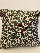 Longaberger Christmas Pillow 276007