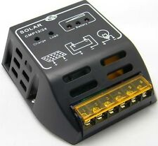 12V 24V 10A CHARGE CONTROLLER CMP12 - SOLAR - WIND - COMPACT - EASY INSTALL