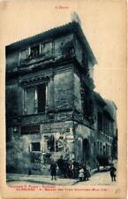 CPA L'Aude Narbonne Maison des Trois Nourrices (618110)