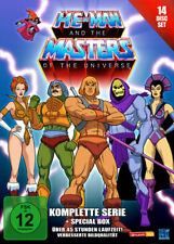 He-Man and the Masters of the...-  Box  [14 DVD] (DVD - NEU)