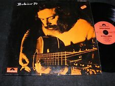 GEORGES MOUSTAKI Bobino 70 Gatefold POLYDOR Made In Germany En Public TEMPS VIVR