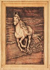 """a picture of a tree """"Horse"""" 180*130*18"""
