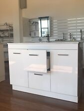 1200mm Bathroom Vanity Unit Base with Soft Close  ( Basin Top Is Not Included )