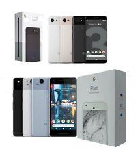 Google Pixel 1/2/3/XL/2 XL | Negro/Plata/Azul | Verizon/Desbloqueado AT&T/TMobile/