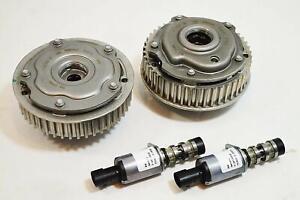 Genuine Vauxhall 1.6 1.8 XER Cam Gears and Solenoid Actuator Kit Inlet Exhaust