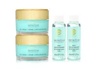 ELIZABETH GRANT Sensitive Eye Cream (20ml) & 3-In-1 Gentle Cleanser (60ml) DUO