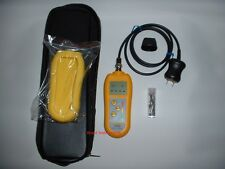 DIGITAL 7000 BUILDING DAMP MOISTURE METER WOOD PLASTER CONCRETE WITH BATTERIES