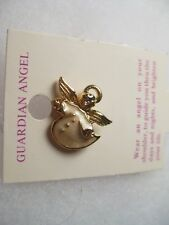 Praying Angel Tack Pin - New on Card (1998) by Autom