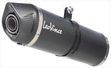 Auspuff Leovince SBK LV-One Evo2 Carbon mit KAT Kawasaki Ninja 650 Z