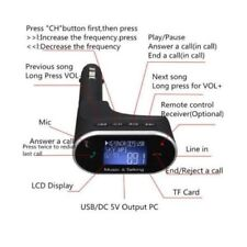 Usa Bluetooth Car Kit Radio Adapter Wireless Handsfree Fm Transmitter for iPhone