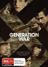 Generation War (DVD, 2014, 2-Disc Set)