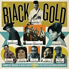 Various Artists - Black Gold: Samples Breaks & Rare Grooves / Var [New CD] UK -