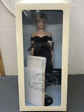 Franklin Mint Diana Princess Of Glamour Limited Edition Portrait Doll New In Box