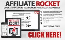 Cohete de afiliados-gana dinero con el marketing de afiliación
