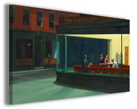 Quadro moderno Hopper Edward vol XVI stampa su tela canvas pittori famosi