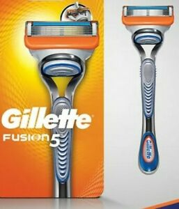 Gillette Fusion 5, Razor Blade With Handle new unboxed (1x stick & 1x cartridge)