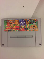 Congo's Caper for Super Famicom! US Seller! Cart Only! Cleaned and Tested!