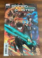 Sword Master #1 Main Cover Marvel Comics 2019 - FREE SHIPPING