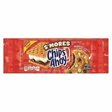 NEW SEALED SMORES CHIPS AHOY! 9.6 OZ MARSHMALLOW FLAVORED CHIPS & CHOCO CHIPS