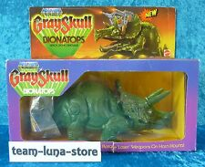 Masters of the Universe Motu Bionatops Dinosaur Saurier ovp / He Man